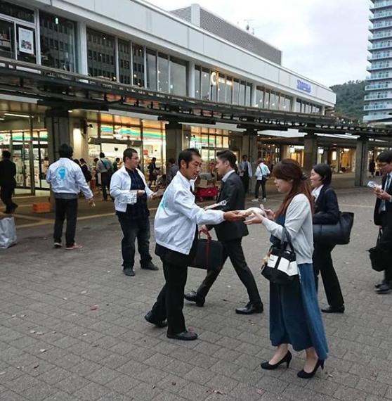 近江米販促キャンペーン